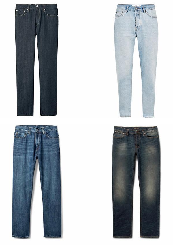 Модные свободные джинсы для мужчин лето 2018 фото