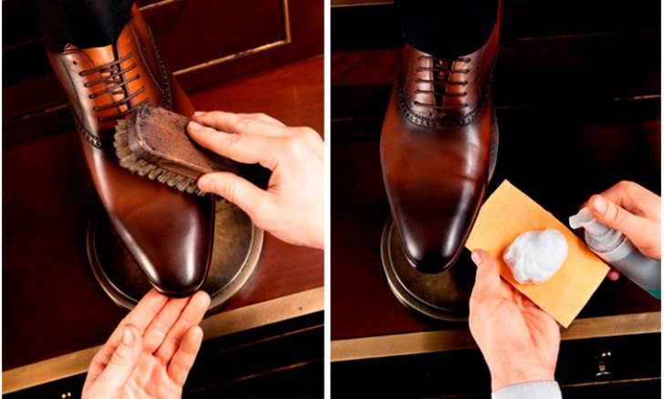 качественные дорогие туфли атрибут успешного мужчины