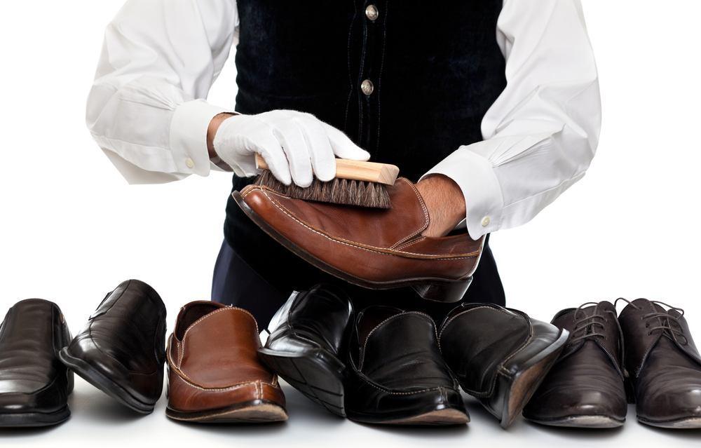 обувь в жизни мужчины