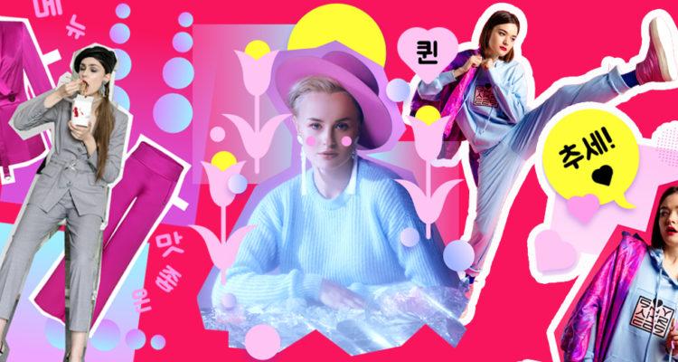 Женская мода 2019: корейские дизайнерские платья