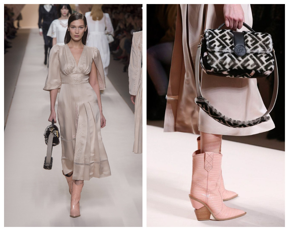 Модные остроносые сапоги 2019