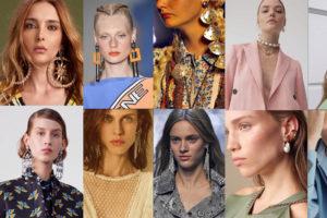 Модные украшения 2019 фото с коллекций