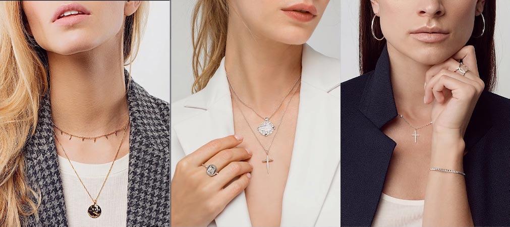 Персонализированные украшения будут в моде в 2019 году