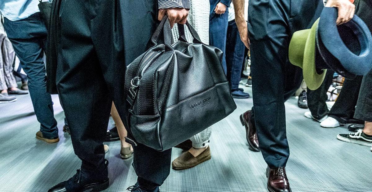c8a6e5749601 Кожаные мужские сумки 2019: топ 7 модных трендов