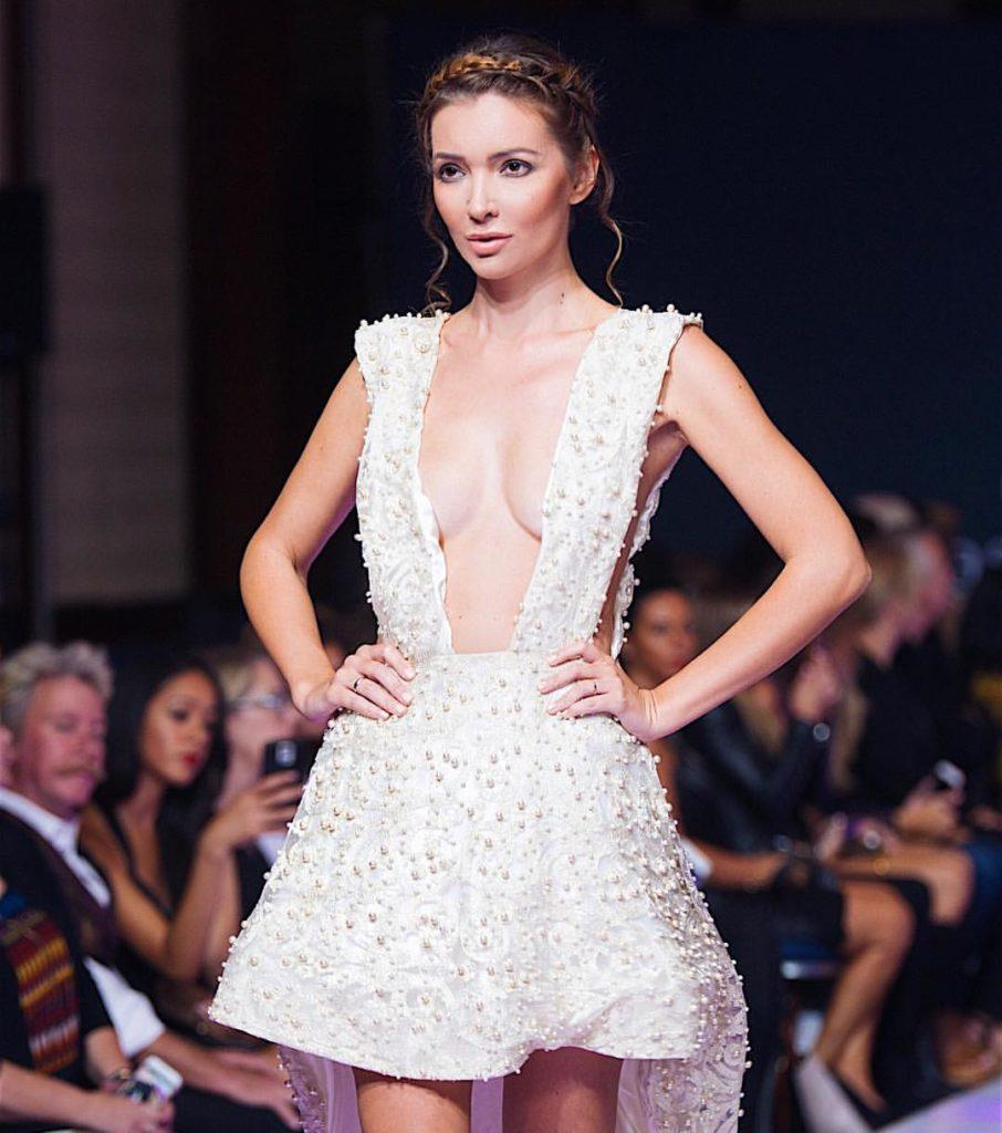 Grayling Purnell Fashion Show (NY).